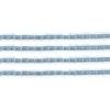 Delica 15/0 Rd Aqua Silver Lined